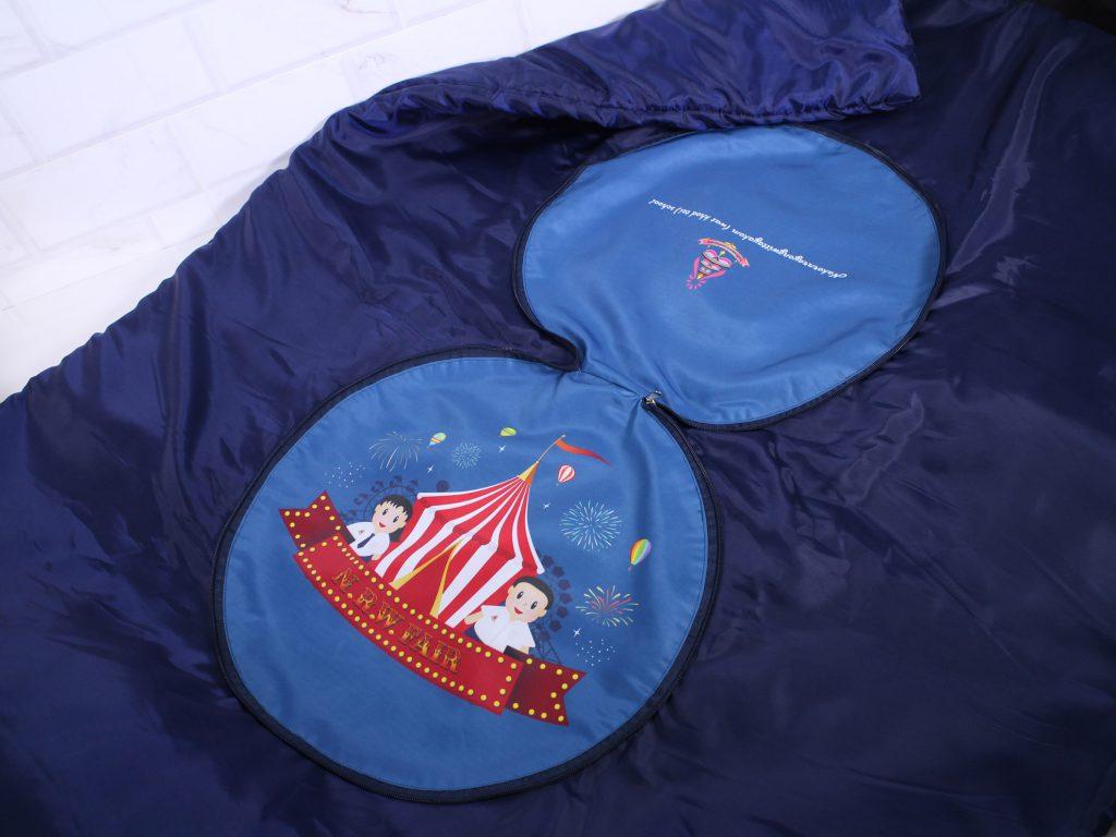 หมอนผ้าห่ม ผ้าร่ม